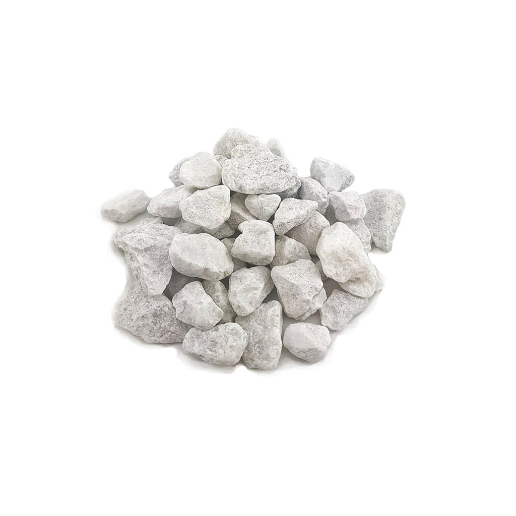 White Gravel .5-10mm, 20kg