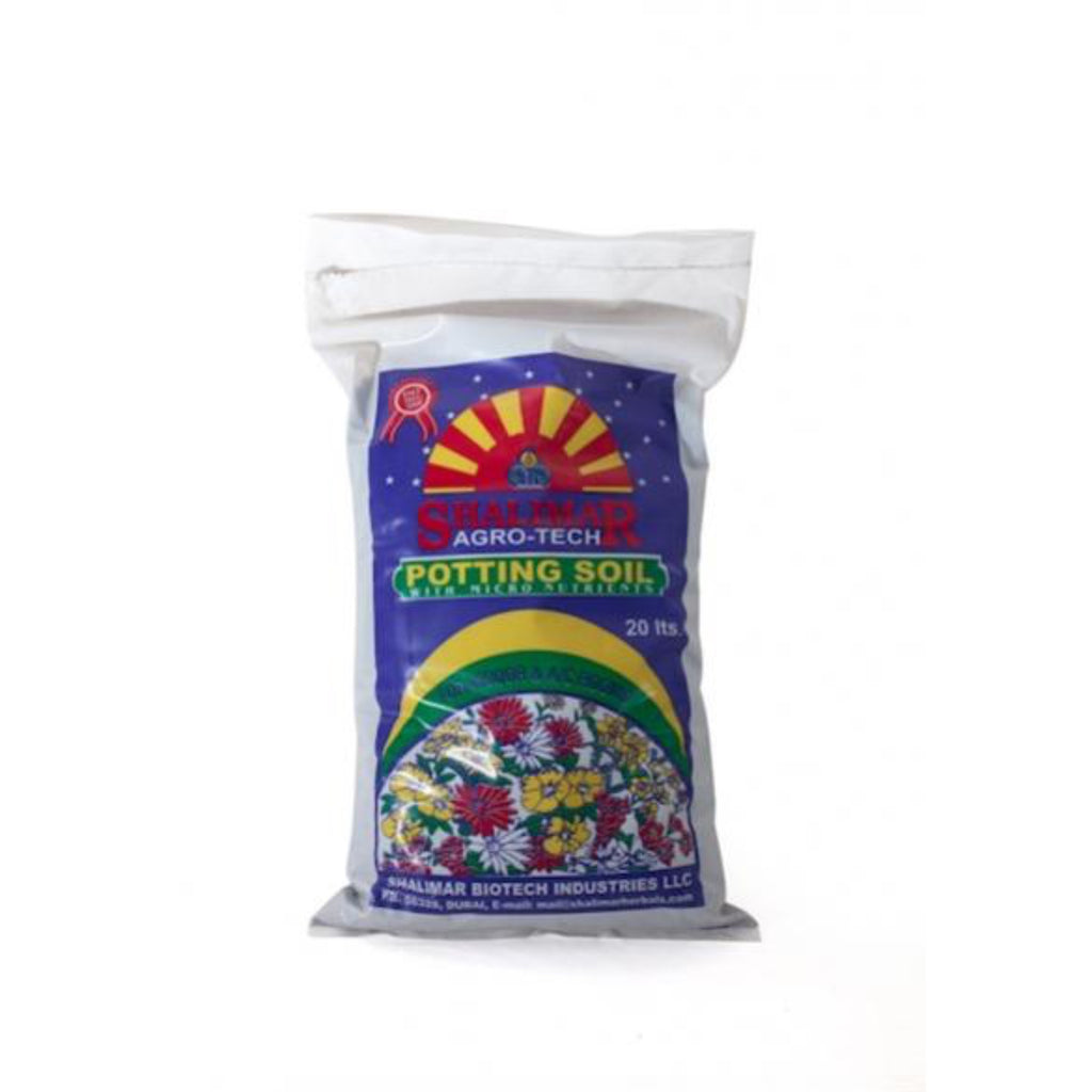 Potting Soil - 20 Ltrs