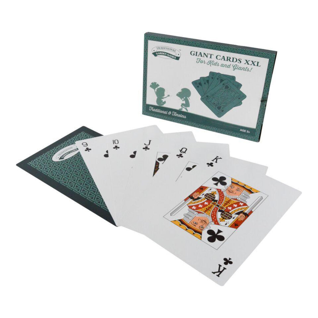 Giant Playing Cards XXL