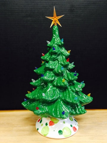 PREORDER - Traditional Size Christmas Tree (G5064)