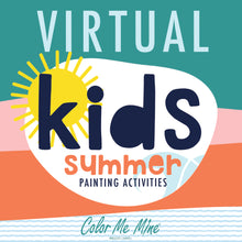 Load image into Gallery viewer, VIRTUAL SUMMER CAMP - Play with Clay