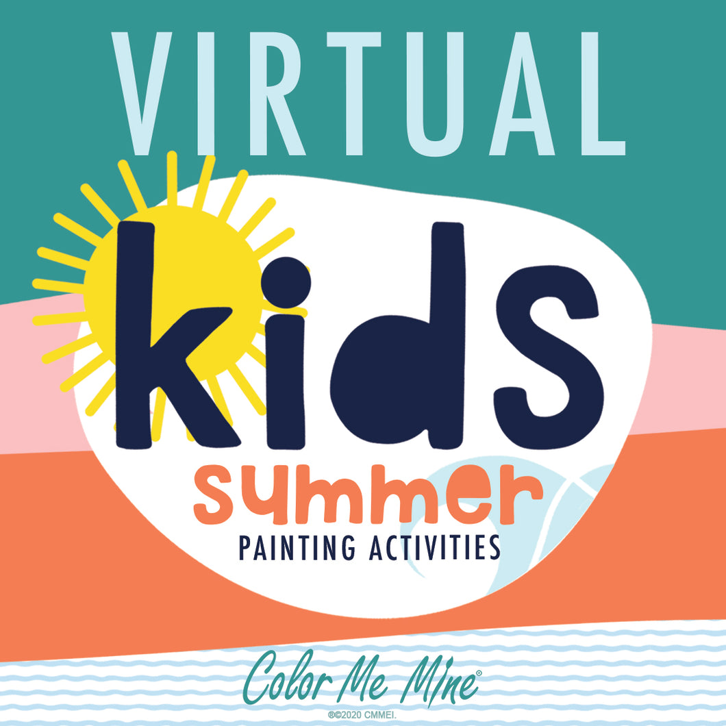 VIRTUAL SUMMER CAMP - Play with Clay