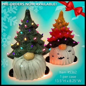 ***LAYAWAY*** Christmas Tree Hat Gnome