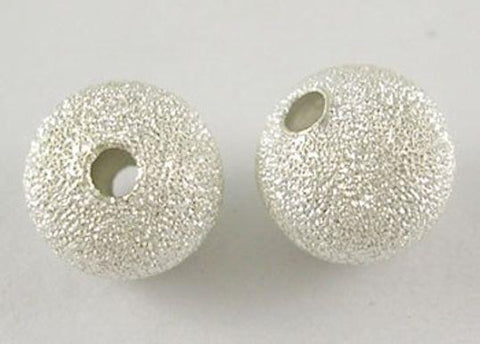 10 ROUND FLAT DISC DONUT SPACER BEADS 6mm BRIGHT TIBETAN SILVER TS104