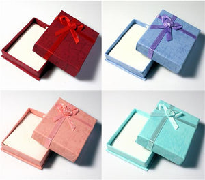 LUXURY SMALL JEWELLERY GIFT BOXES 8cm x 7cm x2cm