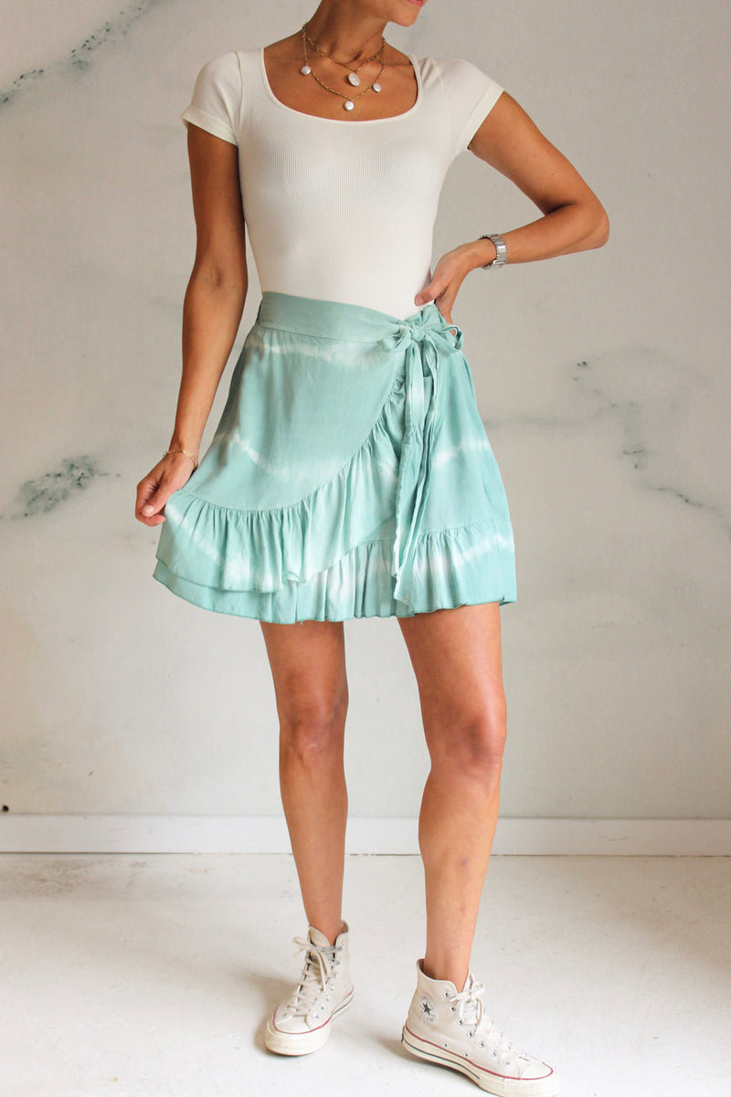 Skirt Tie-dye /+ 1 color