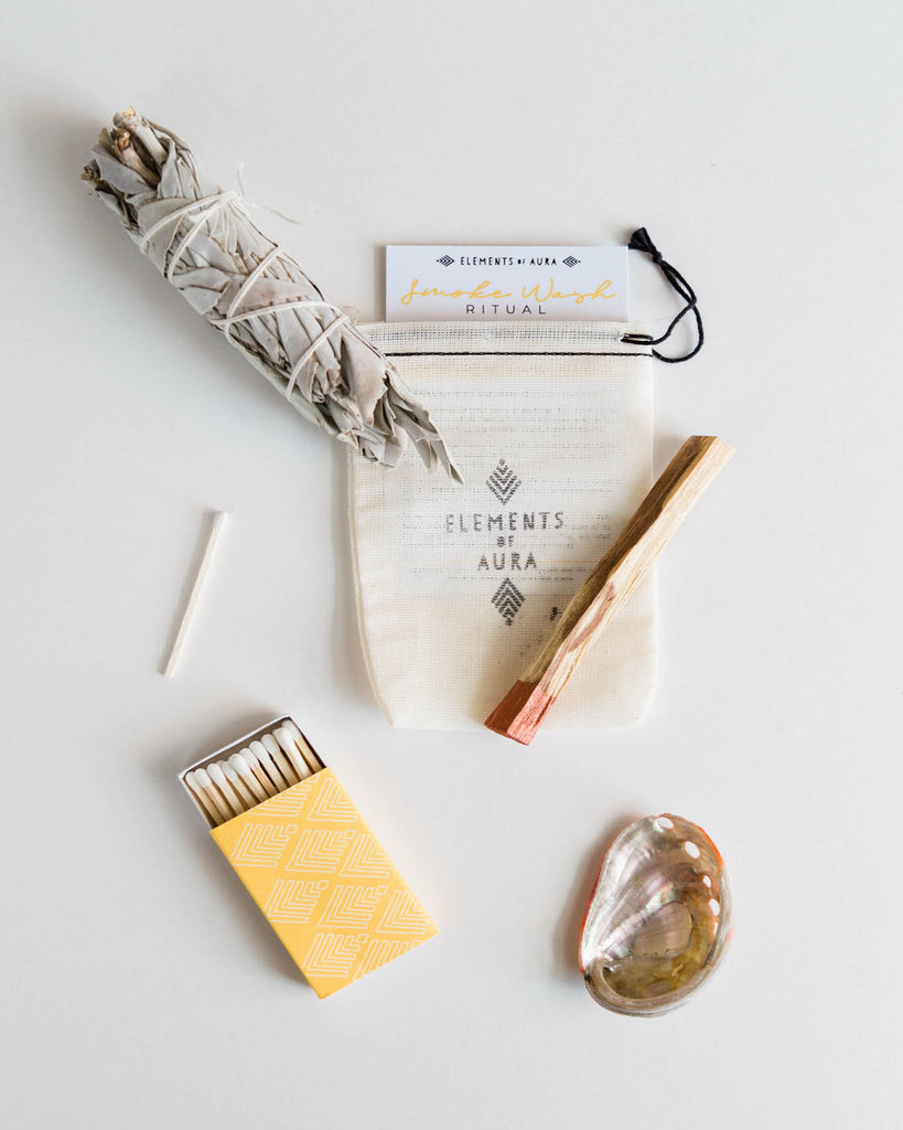Cleansing Smoke Essentials Set