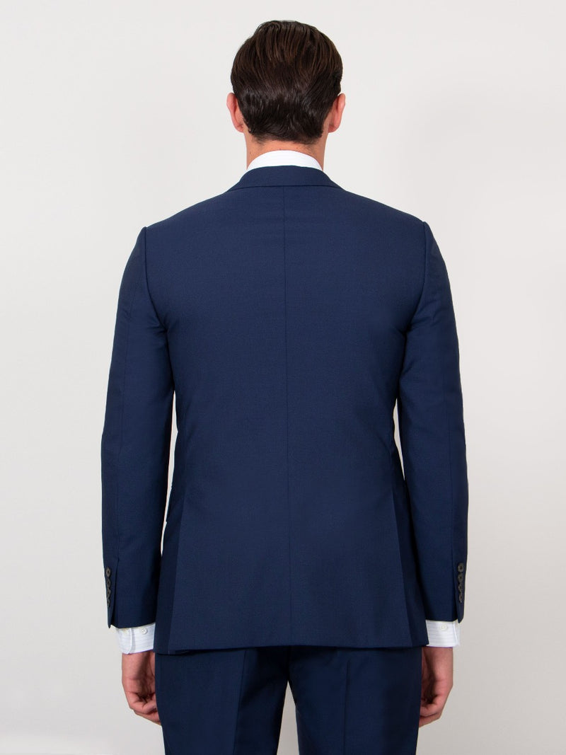 French Navy Blazer Jacket