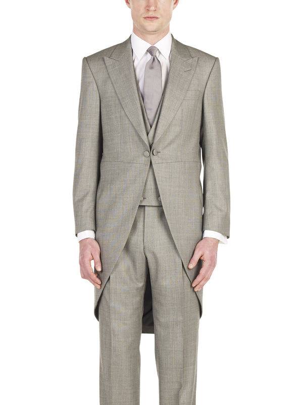 Classic Three Piece Morning Suit