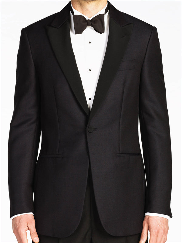 Handmade Midnight Blue Dinner Suit