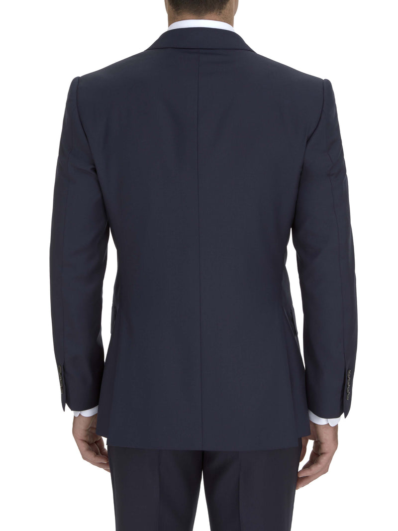 Classic Navy Double Breasted Jacket