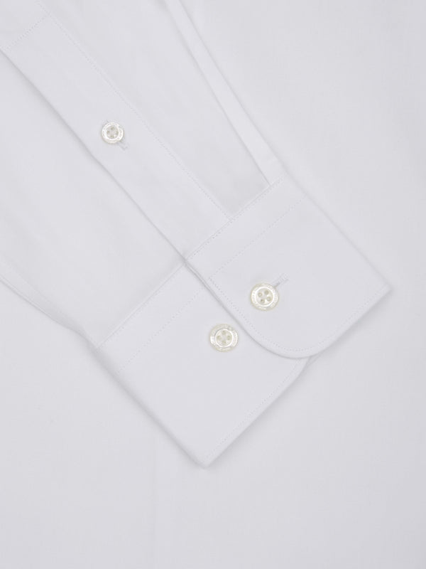 White Oxford Business Shirt