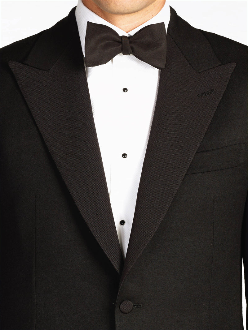 Handmade Classic Black Dinner Suit