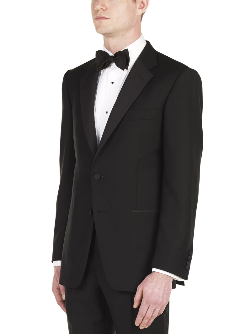 Wool And Mohair Dinner Jacket
