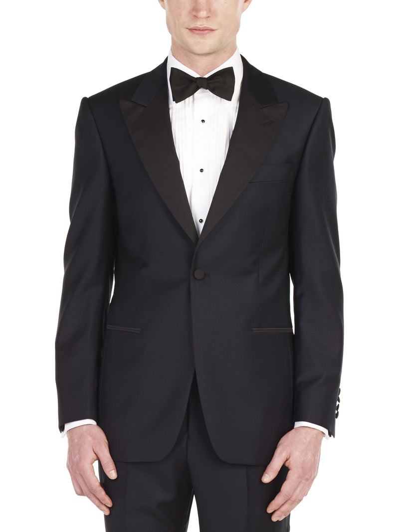Dark Navy Dinner Suit