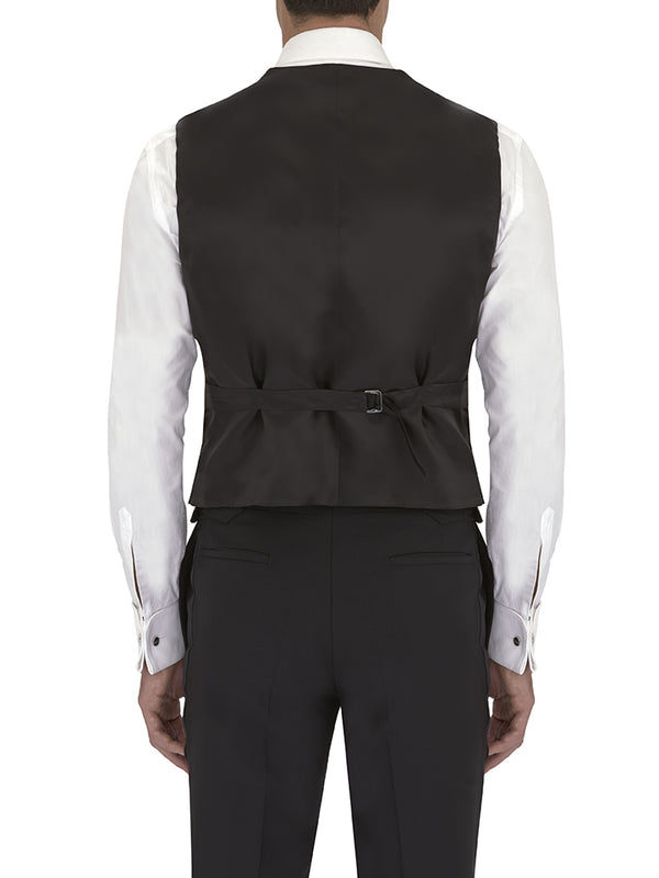 Three Button Evening Waistcoat