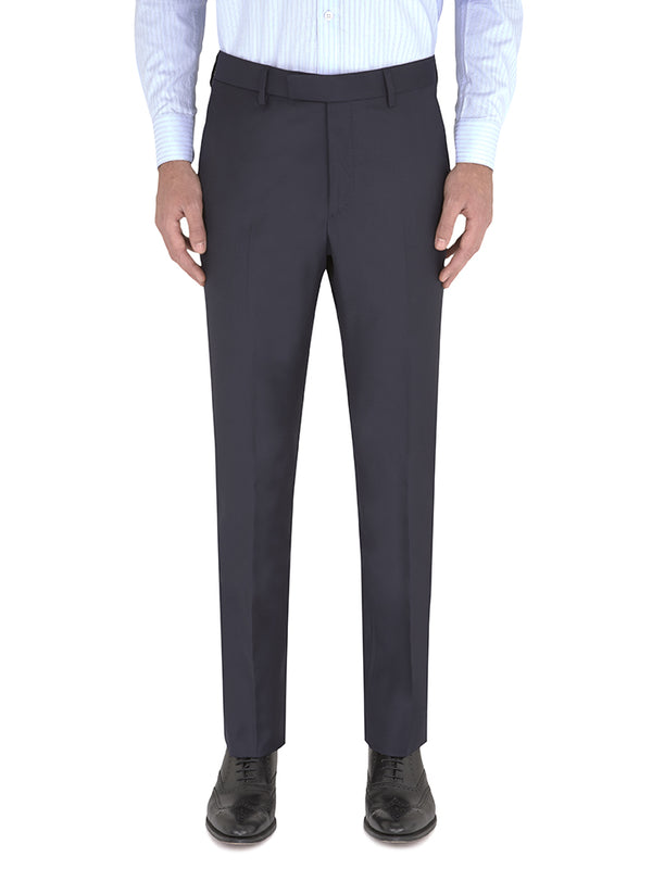 Classic Navy Twill Trousers