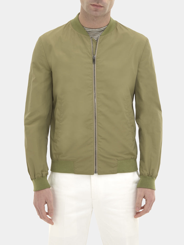 Army Green Technical Bomber