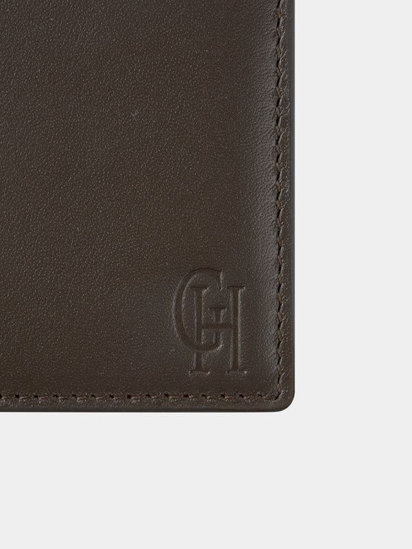 Nappa Leather Billfold Wallet