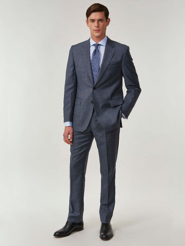 RAF Blue Superfine Wool Suit