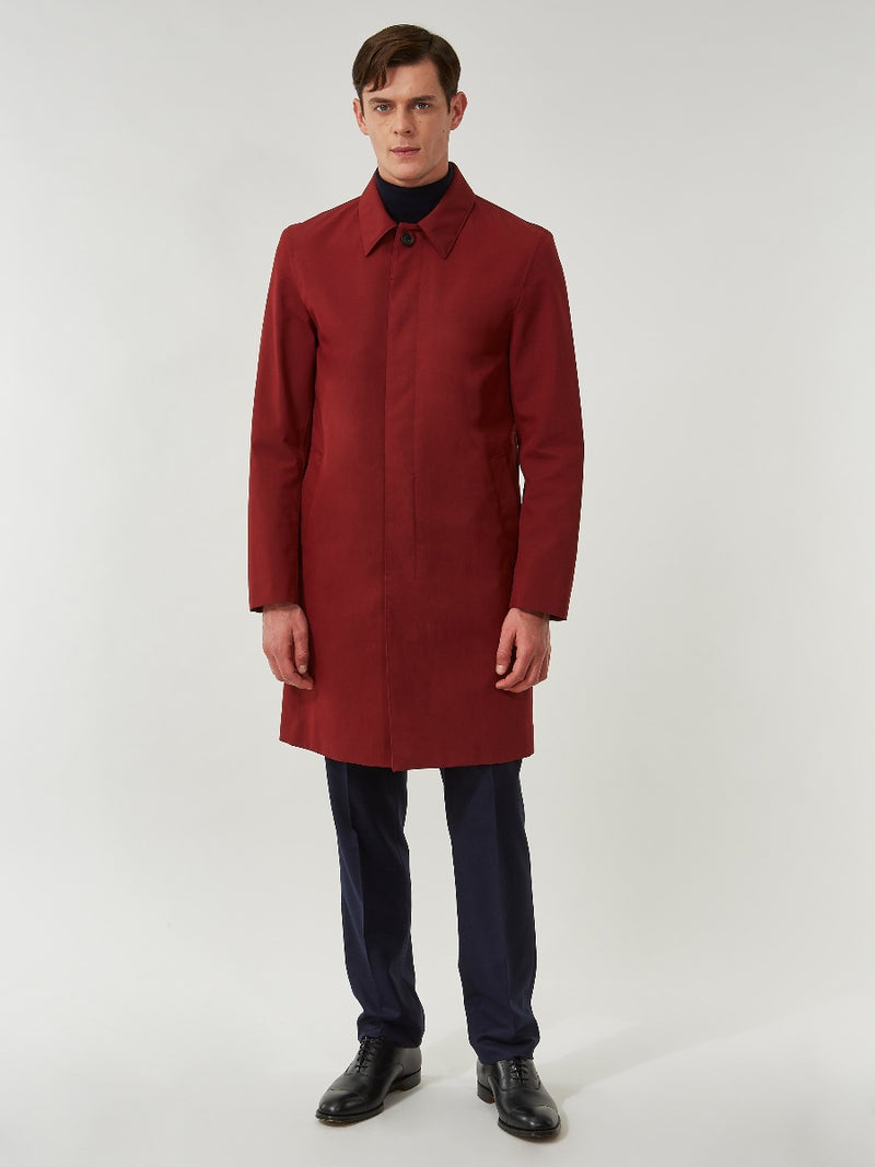 Crimson Technical Raincoat