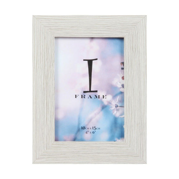 iFrame Wood Finish Photo Frame