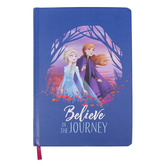 Journey A5 Notebook