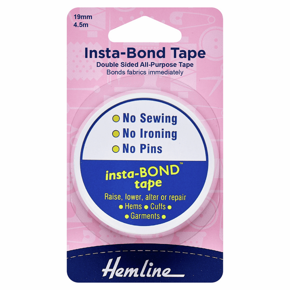 Insta-Bond Tape 4.5mx19mm