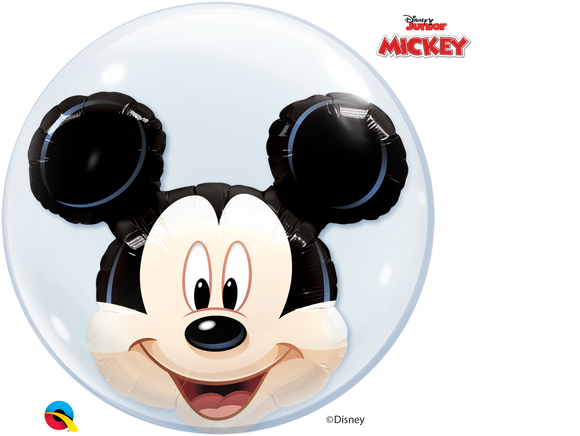 Double Bubble Disney Mickey Mouse