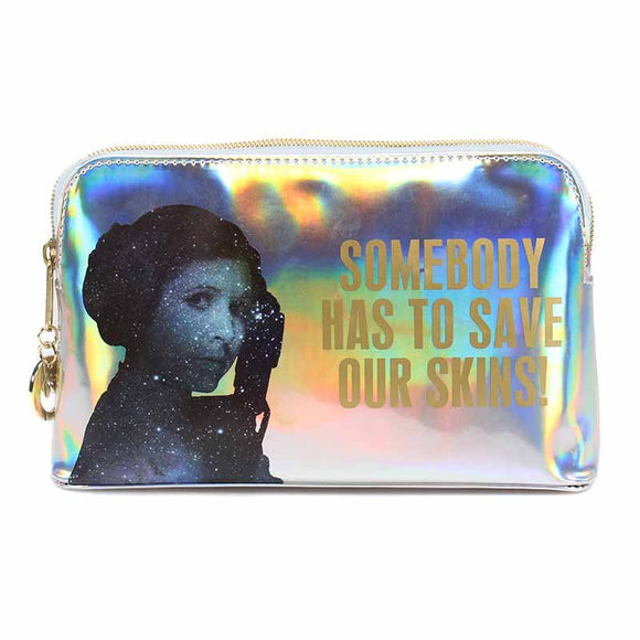 Princess Leia Cosmetic Bag