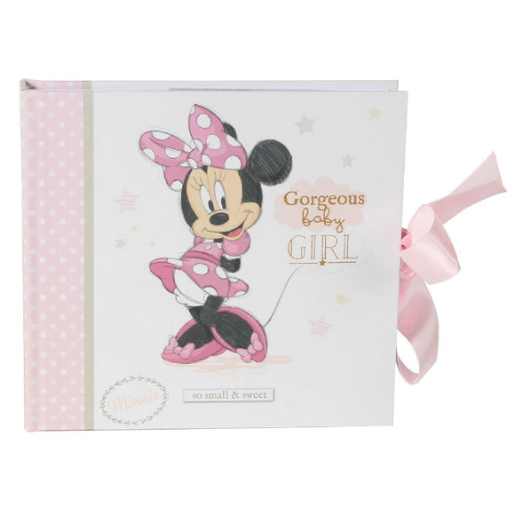 Disney Magical Beginnings Photo Album Minnie