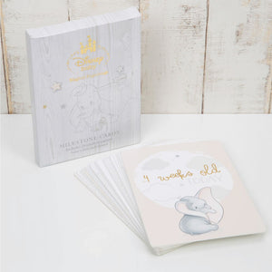 Disney Magical Beginnings Milestone Card Set Dumbo