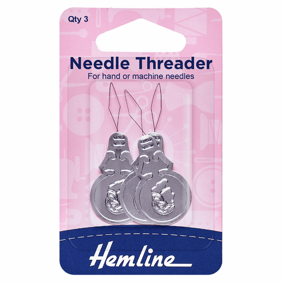 Needle Threader Aluminium