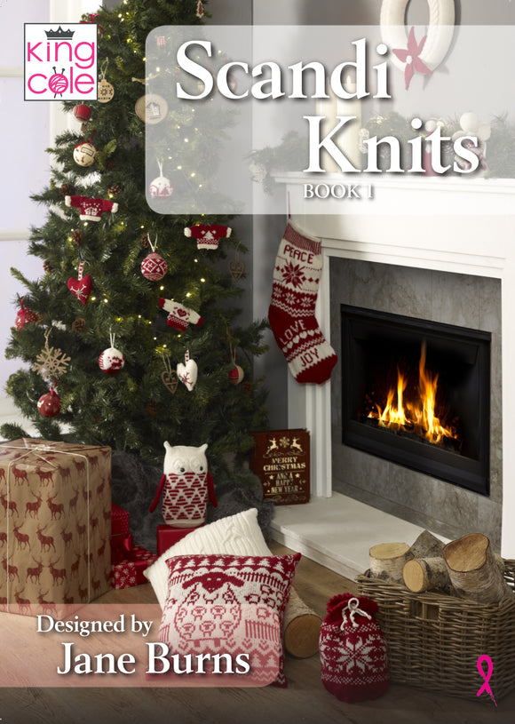Scandi Knits Book 1