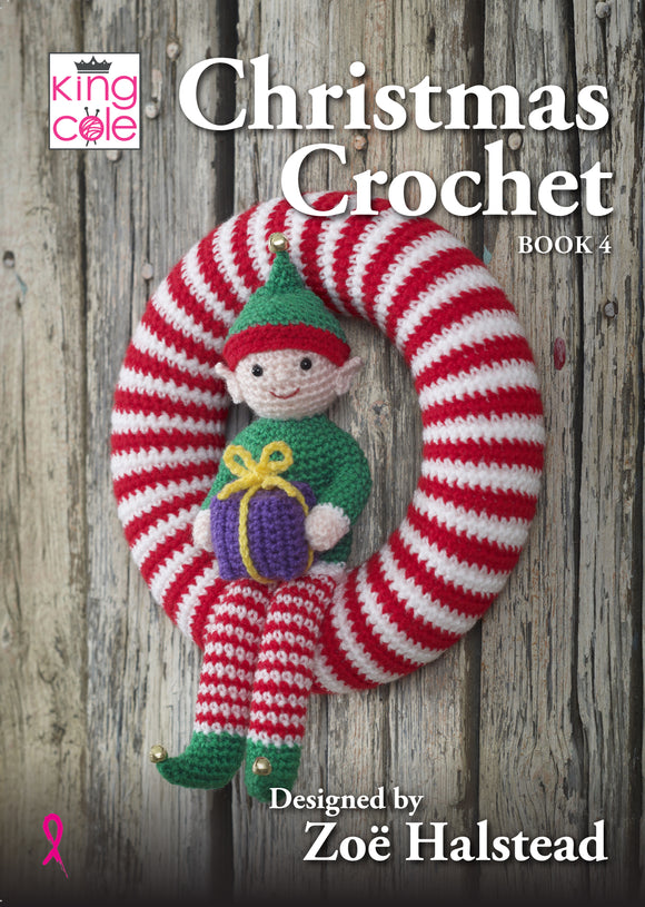 Christmas Crochet Book 4