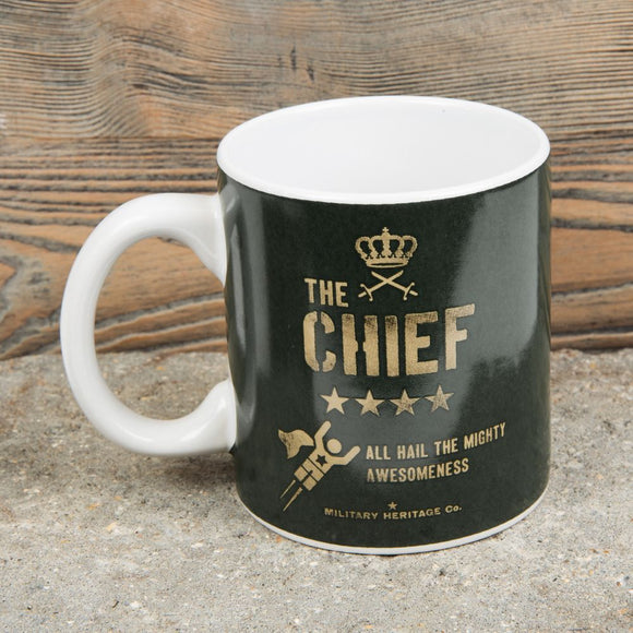 Military Heritage The Chief Mug