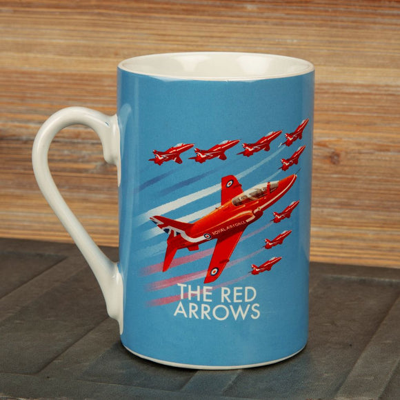 Military Heritage Mug The Red Arrows