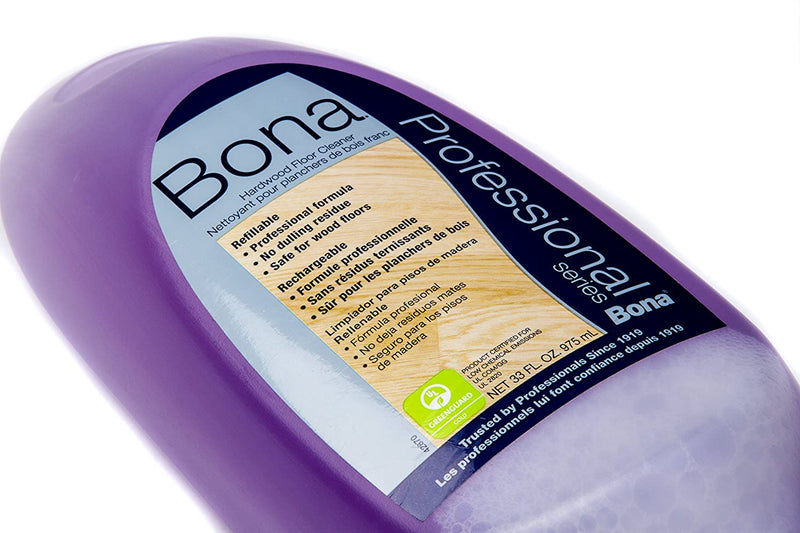 Bona Pro 33 oz Hardwood Floor Cleaner Refill Cartridge
