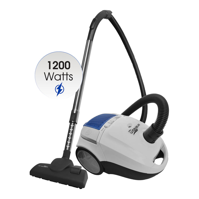 AirStream AS100 Canister Vacuum with HEPA Type Filtration
