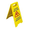 Caution Wet Floor Sign - Set of 2