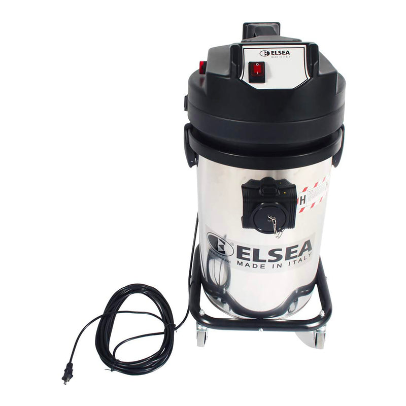 Cen-Tec Systems 10 Gallon Dry Commercial Vacuum with Four Stage Filtration