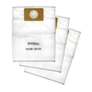 DuoVac Central Vacuum Bags for Air 10 and Simplici-T - Pack of 3