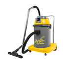Johnny Vac HEPA Certified Commercial Canister Vacuum Cleaner - 8 Gallon Capacity - 10 ft Hose