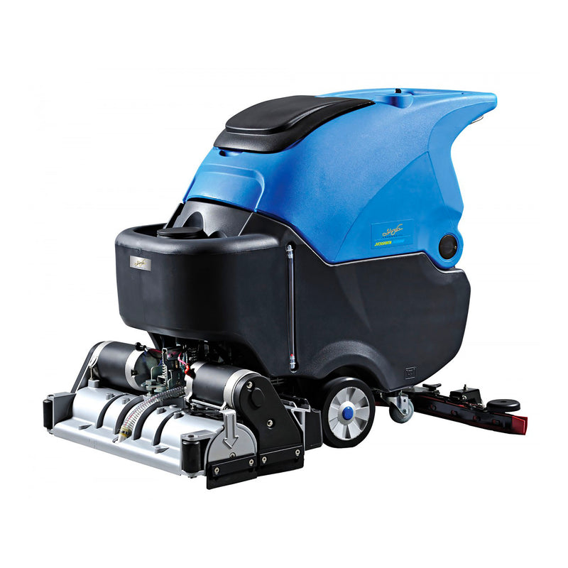 "Johnny Vac Auto Scrubber - 26"" Cleaning Path - Battery and Charger"