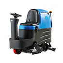 "Johnny Vac Rider Scrubber - 25.5"" Cleaning Path - Battery and Charger"