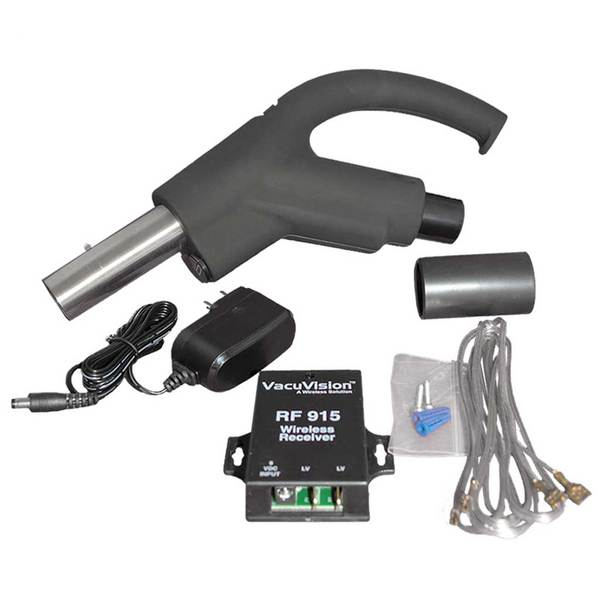 Retractable Hose RF-915 Ready Grip Kit with Coupler