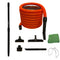 Premium Garage / Car Cleaning Kit for Central Vacuum