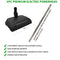 VPC Premium Electric Powerhead with Adjustable Telescopic Wand