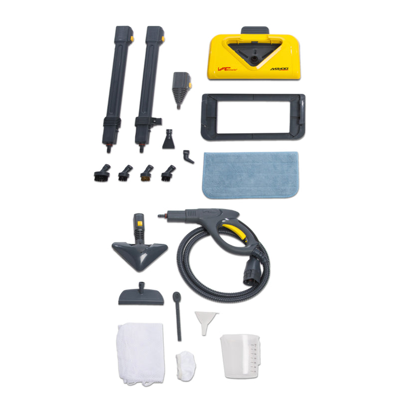 Vapamore MR-100 Steam Cleaning System - Tools