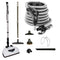 Wessel Werk EBK360 Electric Accessory Kit with Telescopic Wand and Deluxe Tool Set - Black